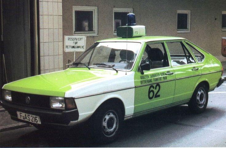 Volkswagen Passat ASB Frankfort