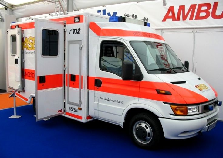 OV Grosskrotzenburg Ambulance