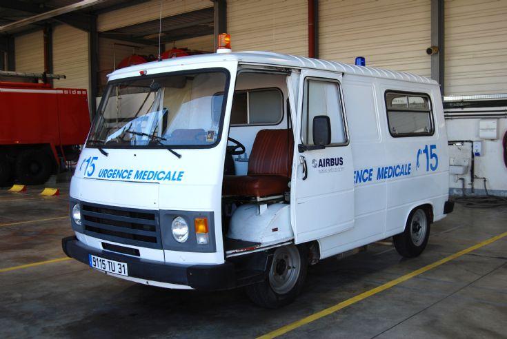 Airbus Urgence Medicale Peugeot