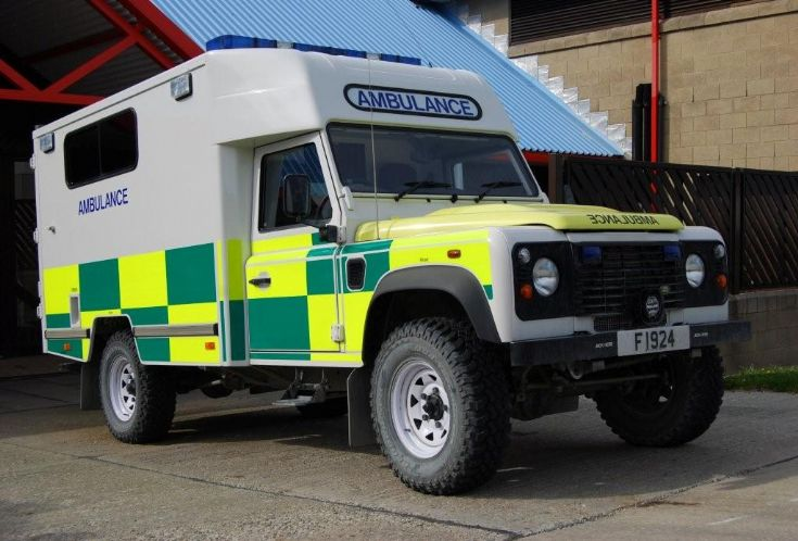 Falklands Island Ambulance