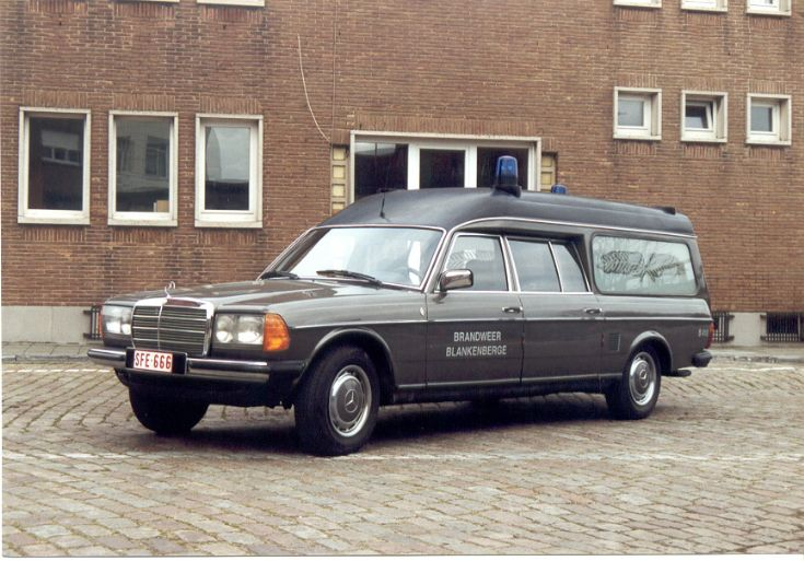 Blankenberge mabulance SFE-666