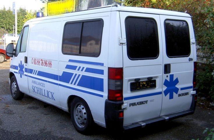 Peugeot Boxer / Gifa ambulance