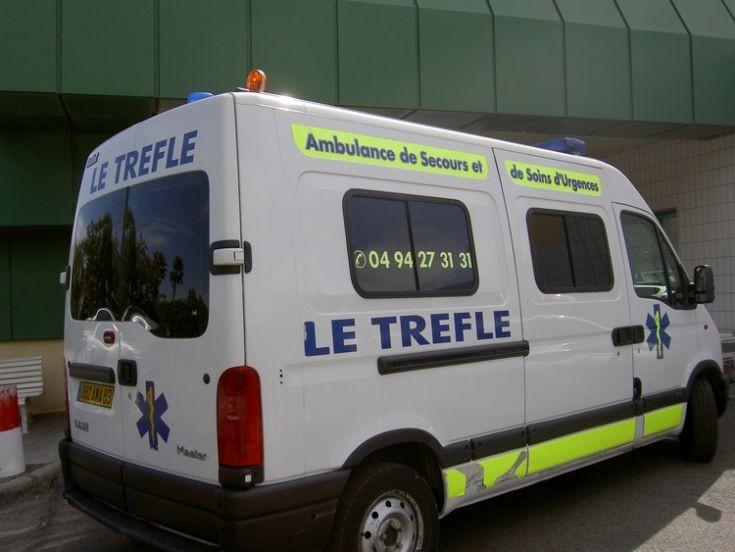 Le Trefle ambulance service