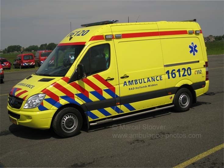 visser ambulance
