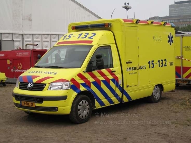 Ambulance 15-132