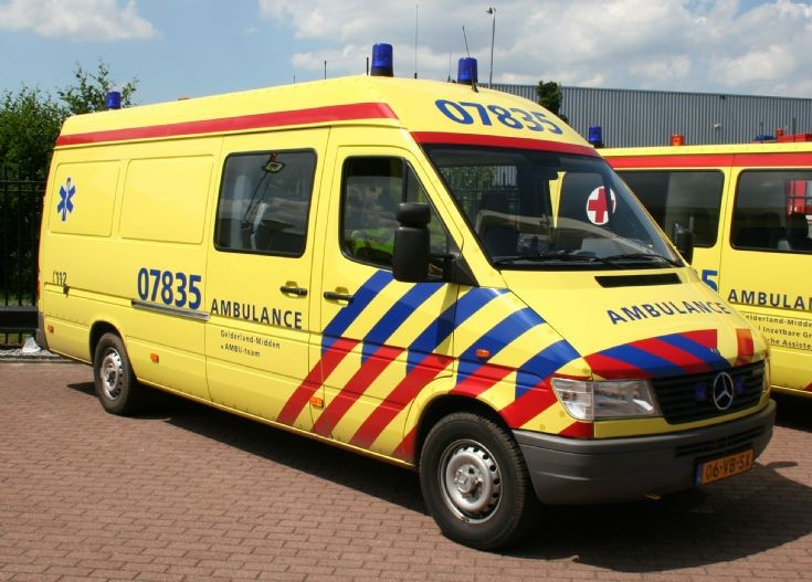 Ambu unit MB Sprinter
