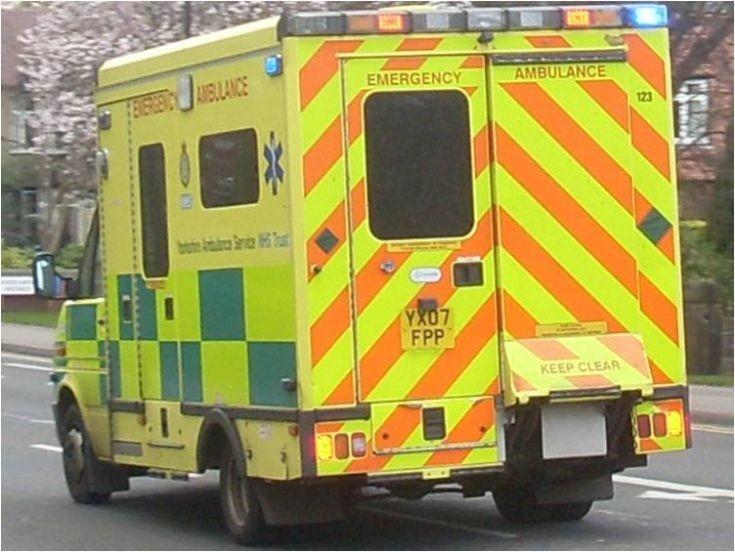 Yorkshire Ambulance Service at Harrogate