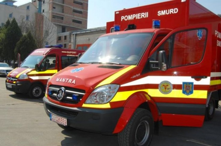 Medic unit of SMURD