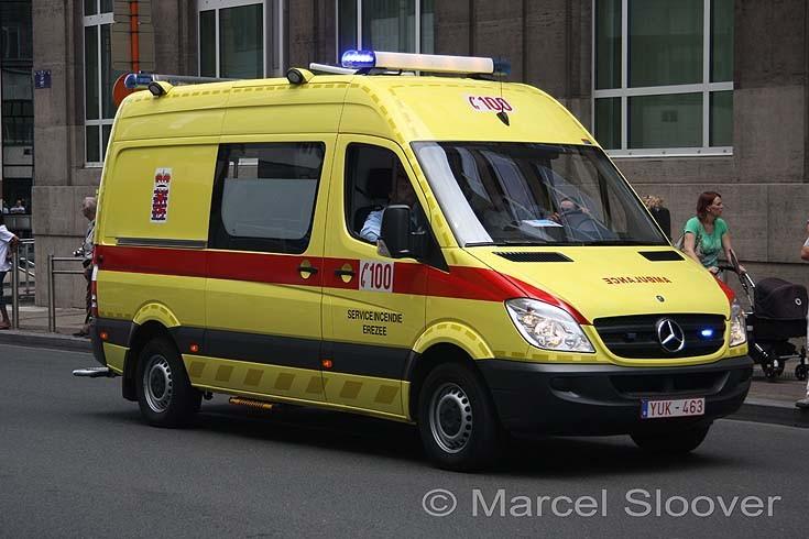 Erezee ambulance