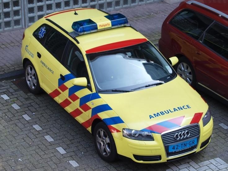 Audi Ambulance