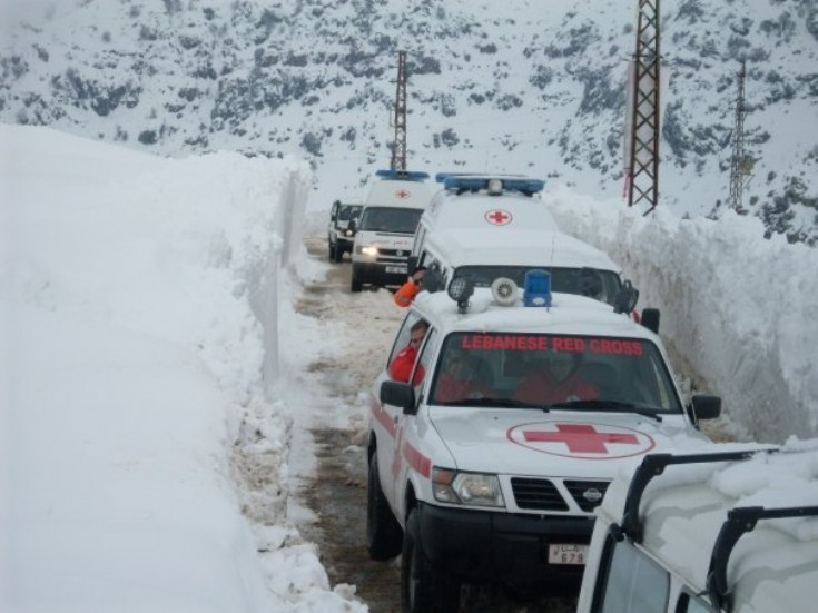 Lebanese Red Cross (EMS)