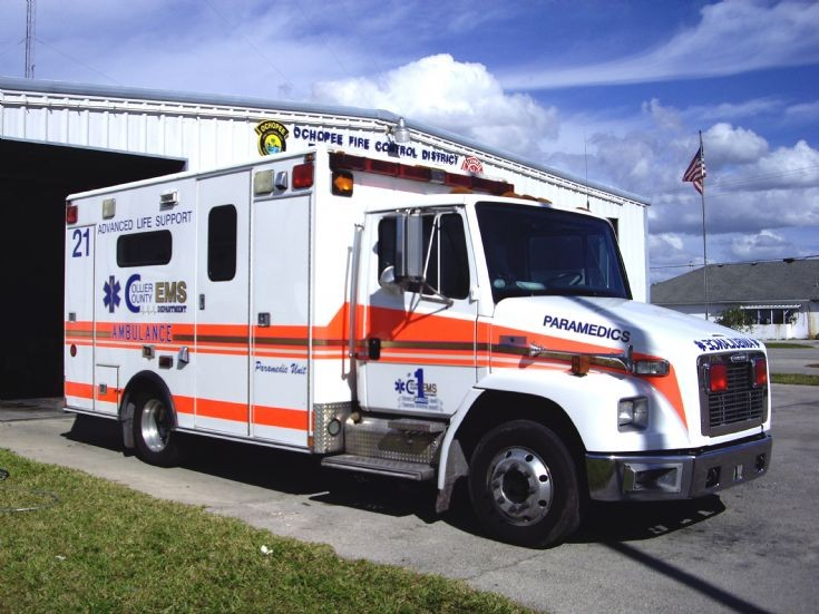 Collier County (Florida) EMS Department