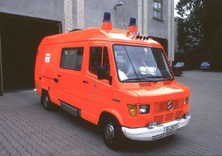 Fire department Berlin - Germany
