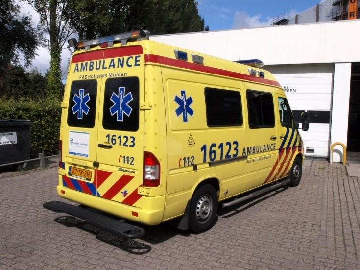 MERCEDES-BENZ 903.6 Ambulance van 57-TK-ZH