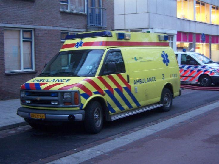 Chevrolet at Rotterdam