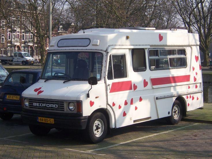 Former English ambulance
