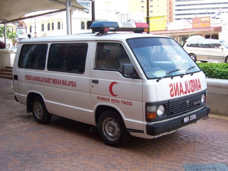 Ambulance Photos Malaysia Toyota