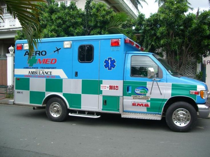 AEROMED type III ambulance