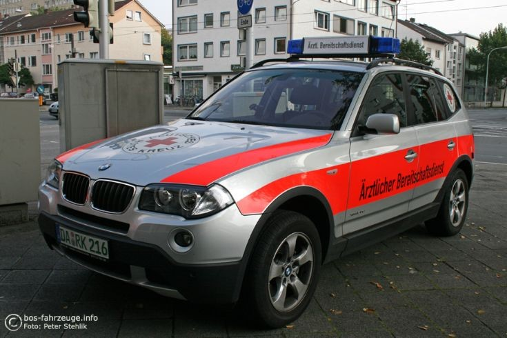 ambulance photos darmstadt general practitioner bmw. Black Bedroom Furniture Sets. Home Design Ideas