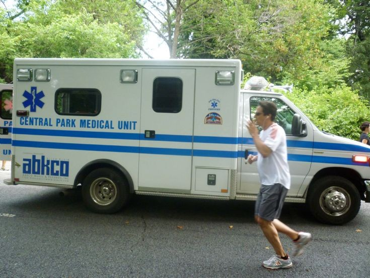 central park medical unit NYC