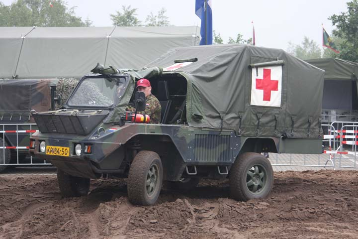 Dutch Army LSV Casualty transport