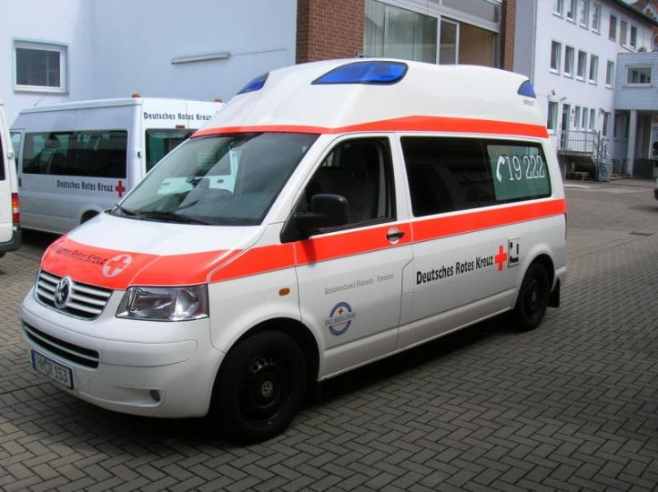 Red Cross Germany of German Red Cross Hameln