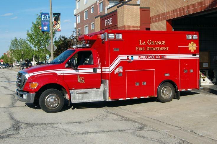 La Grange, IL Ambulance 1114