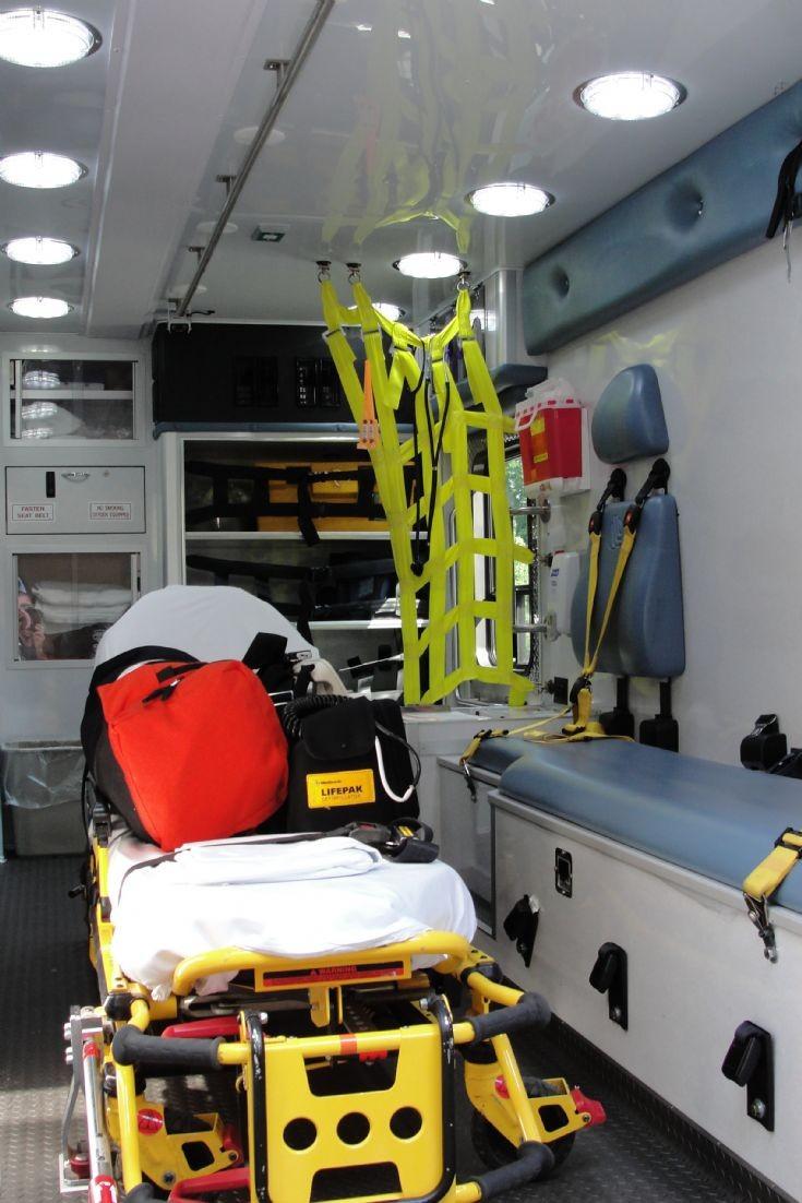 Wake EMS 10 Interior