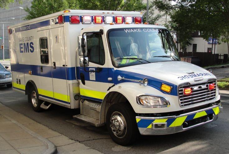 Wake County EMS 1