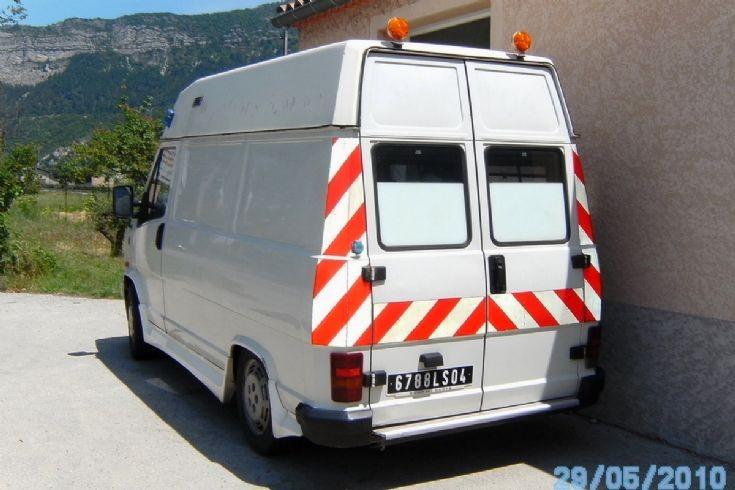 ev SMUR Sisteron,rear
