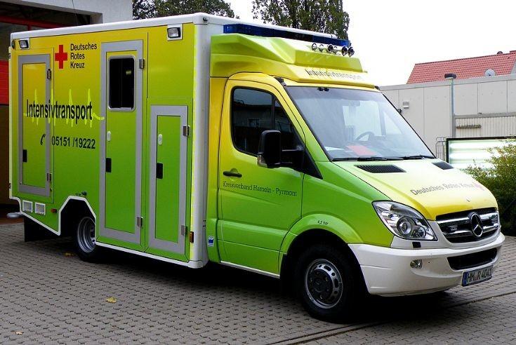 New ITW Emmerthal modular ambulance