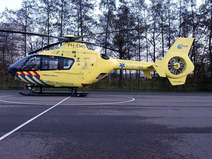 Eurocopter EC-135T-2 ANWB