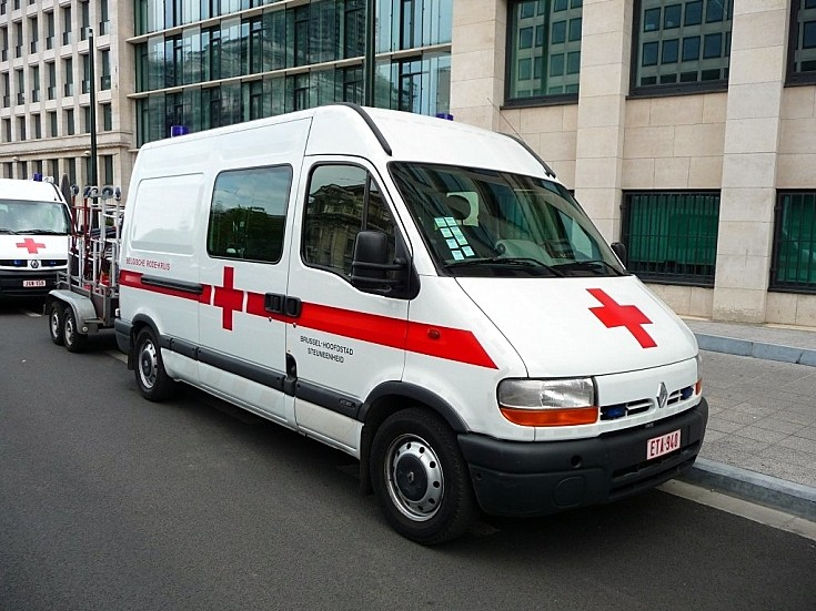 Support Unit of Red Cross?