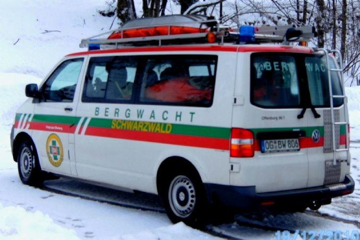 Bergwacht Volkswagen