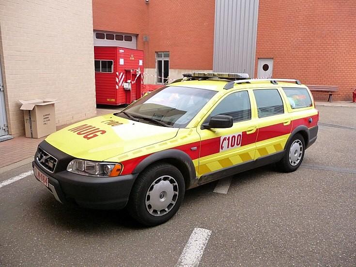 Leuven Hospital Paramedic Unit