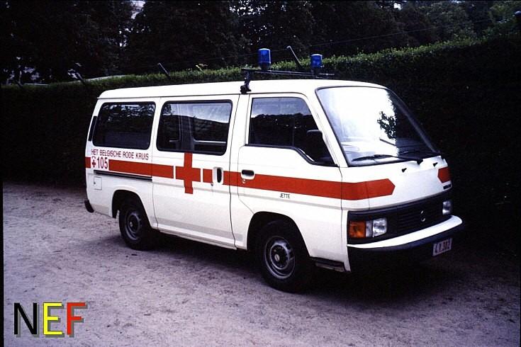 'Het Belgische Rode Kruis'