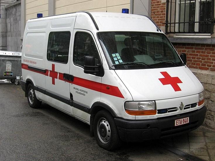 Renault van ETA-940