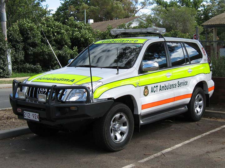 ACTAS Operational Command vehicle A50