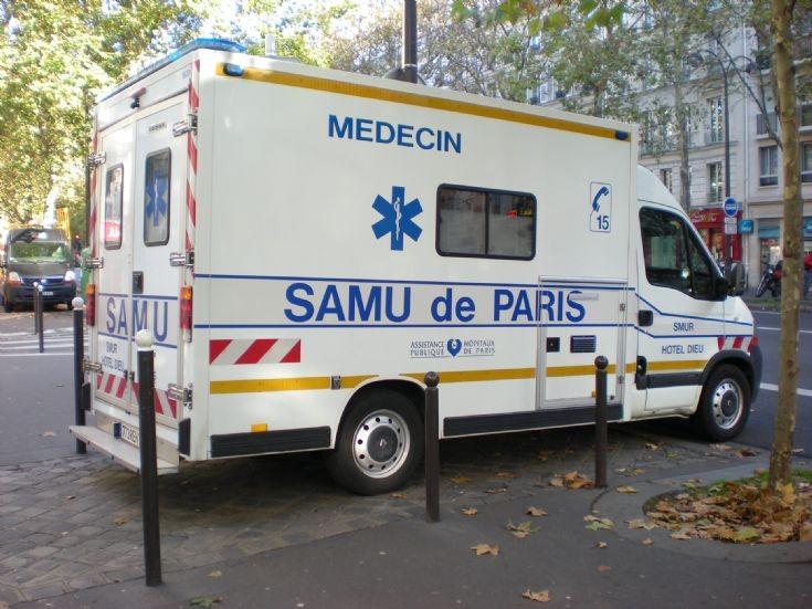 EMS Paris, France