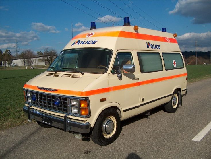 Dodge (MOWAG) B 300 Ambulance