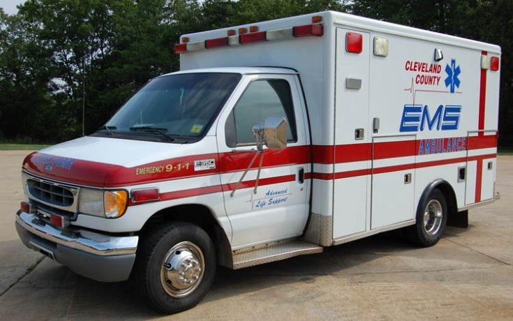 Cleveland County EMS Ambulance