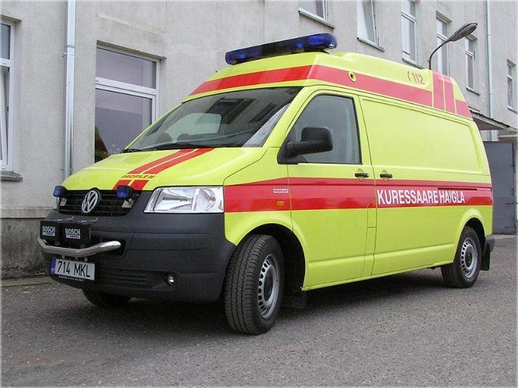 Saaremaa ambulance (Estonia)