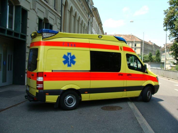 Paramedic Sanitaetspolizei Bern - Switzerland