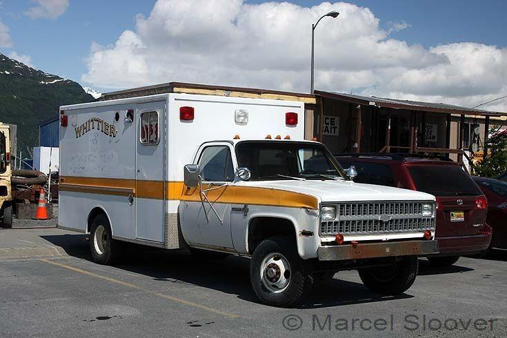 Ambulance Photos Old Whittier Ambulance