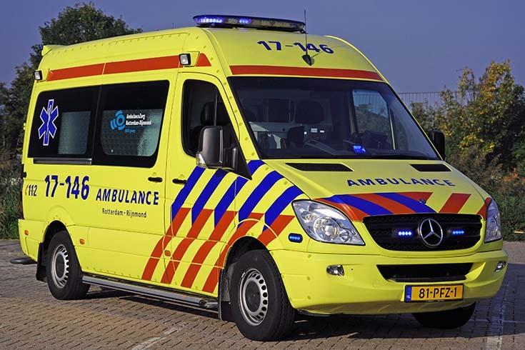 Ambulance Rotterdam-Rijnmond