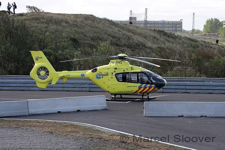Ambulance helicopter PH-EMS