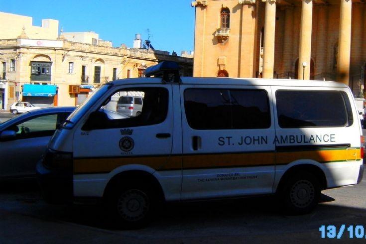 St.John Ambulance, Malta