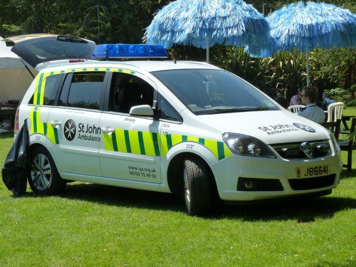 StJohn Ambulance