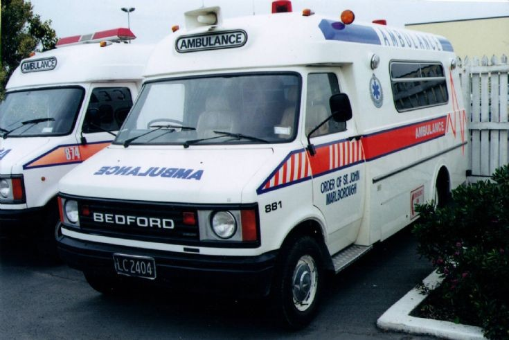 New Zealand Bedford LC2404