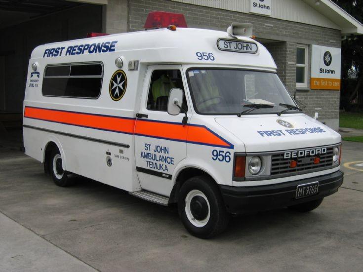 New Zealand Bedford MT9765